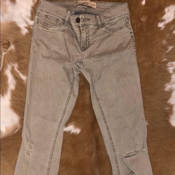 Hollister Denim - Green Hollister Jeans